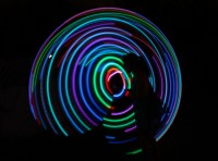 Funk House Entertainment - Hoop Dancer in ,