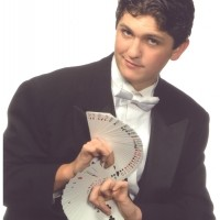 Graham Fishman - Magician in Albany, New York