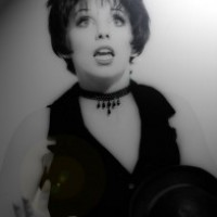 Gailyn as Liza - Liza Minnelli Impersonator in ,