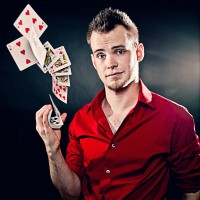 Garret DePass - Strolling/Close-up Magician in Logan, Utah
