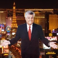 Gary Alan as Jay Leno - Narrator in Orlando, Florida