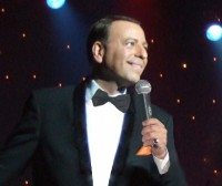 Gary Anthony Tribute to Frank Sinatra - Crooner in Las Vegas, Nevada