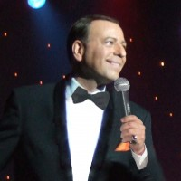 Gary Anthony Tribute to Frank Sinatra - Frank Sinatra Impersonator / Oldies Music in Las Vegas, Nevada