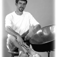 Gary Gibson - Steel Drum Band in Klamath Falls, Oregon