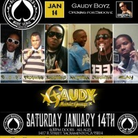 Gaudy Boyz - Rap Group in Napa, California