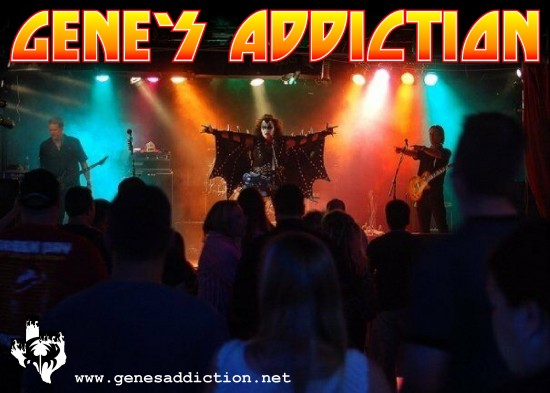 Gene's Addiction Promo Pic