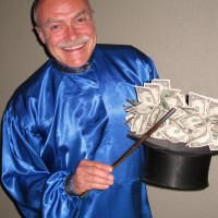 George A Magician - Magician / Strolling/Close-up Magician in Mountlake Terrace, Washington