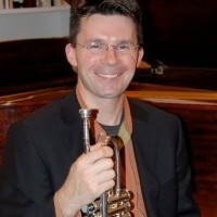 George Chase, trumpet - String Quartet in Rosenberg, Texas