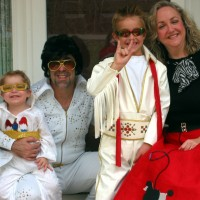 George E Pellegrino - Elvis Impersonator in West Chester, Pennsylvania