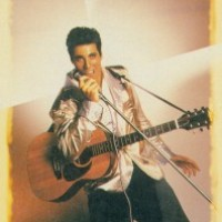 George Thomas as Elvis / Travolta / Swayze / Dean Martin - Rock and Roll Singer in Woodland, California