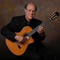 Gerry Johnston - Classical Guitarist in Newport, Rhode Island