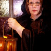 Ghost Lady - Historical Character in ,