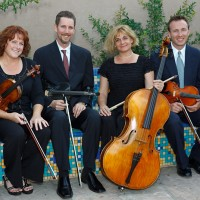 Giovanni String Quartet - Classical Ensemble in Santa Fe, New Mexico
