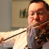 Glen Cain - Violinist in Owen Sound, Ontario