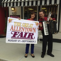 Glenn Miller - The BIG ONE MAN BAND! - Accordion Player in Altoona, Pennsylvania