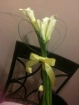 Brides Bouquet 5.12.12