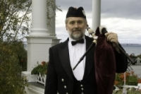 Gregor MacGregor - Scottish Piper - Solo Musicians in Marquette, Michigan