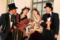 Goode Time Carolers - String Quartet in Long Beach, California