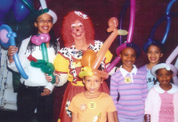 Gracie the Clown - Children's Party Entertainment in Wilmington, North Carolina
