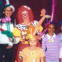 Gracie the Clown - Clown / Children's Party Entertainment in Wilmington, North Carolina