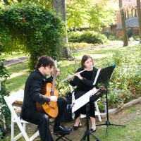 Greenspring Flute & Guitar Duo - Classical Music in Towson, Maryland