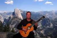 Greg Williams - Classical Guitar - New Age Music in Tracy, California