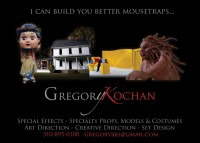 Gregory Kochan - FX, Set Design & Construction