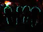 Ground Zero Crew Glows @ Louis Night Club