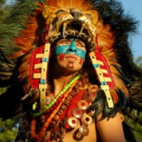 Grupo Pakal Mayan Performing Arts - Fire Dancer in Weatherford, Texas