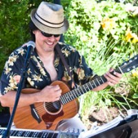 Guitarist Danno Reef - Jazz Guitarist in Lewiston, Maine