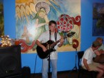 Rockin out at Soulshine Pizza!