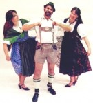 German Dancers - Trio