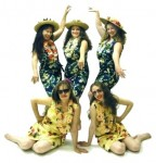 Polynesian Dancers - Sophisticated Hula