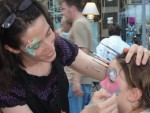 A Touch of Magic Entertainment Award Winning Face Painting