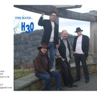H3O - Classic Rock Band in Bellingham, Washington