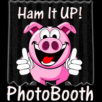 Ham It Up Photo Booth - Inflatable Movie Screen Rentals in Bellevue, Nebraska
