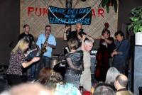 Hank Deluxe and the Elbow Benders - Rockabilly Band in Long Beach, California