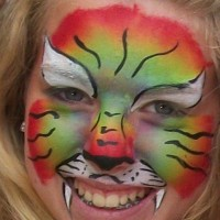 Happy Face Painting - Body Painter in Toledo, Ohio