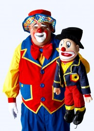 Happy Pappy The Clown