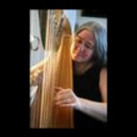 Harp by Mary Margaret Jones - Celtic Music in Hampton, Virginia