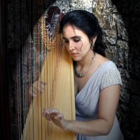 Harp in South Florida Area - Harpist in Miami Beach, Florida