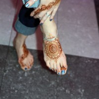 Harris' House of Henna & Body Art - Face Painter in Chesapeake, Virginia