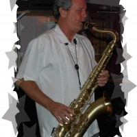 Harry Fager, Saxophonist
