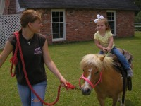 Hayes E Daze Ranch - Pony Party in Lake Charles, Louisiana