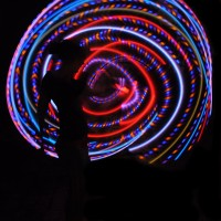 Hazy Hoops - Hoop Dancer in ,