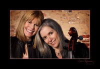 Heart Strings - a strolling violin/cello duo