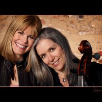 Heart Strings - a strolling violin/cello duo - String Trio in Napa, California