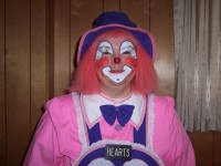 Hearts The Clown - Temporary Tattoo Artist in Altoona, Pennsylvania