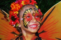 Heather's Living Art - Face Painter in Jacksonville, Florida