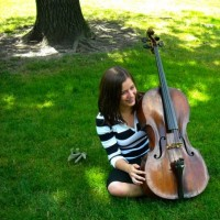 Helen Peyrebrune - Cellist in Toledo, Ohio
